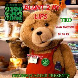 SquadMuzic45 - Blunt to My Lips Smoke remix Cover Art