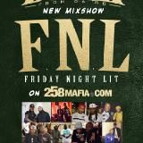 Stack Or Starve Approved - FNL (Friday Night Lit ) Mixshow 5-616 Edition Cover Art