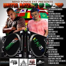 StainlessPromotions - United Nationz of Hip Hop  Cover Art