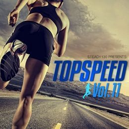 Steady130 - TopSpeed, Vol. 11 Cover Art