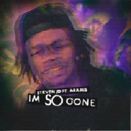 Steven Jo - I'm So Gone Cover Art