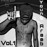 Stevenson Araeb - Right Above It freestyle ft Lil'Flame Araeb Cover Art