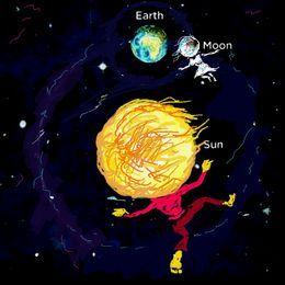 sonny ravan - sun moon - tu chand main suraj Cover Art