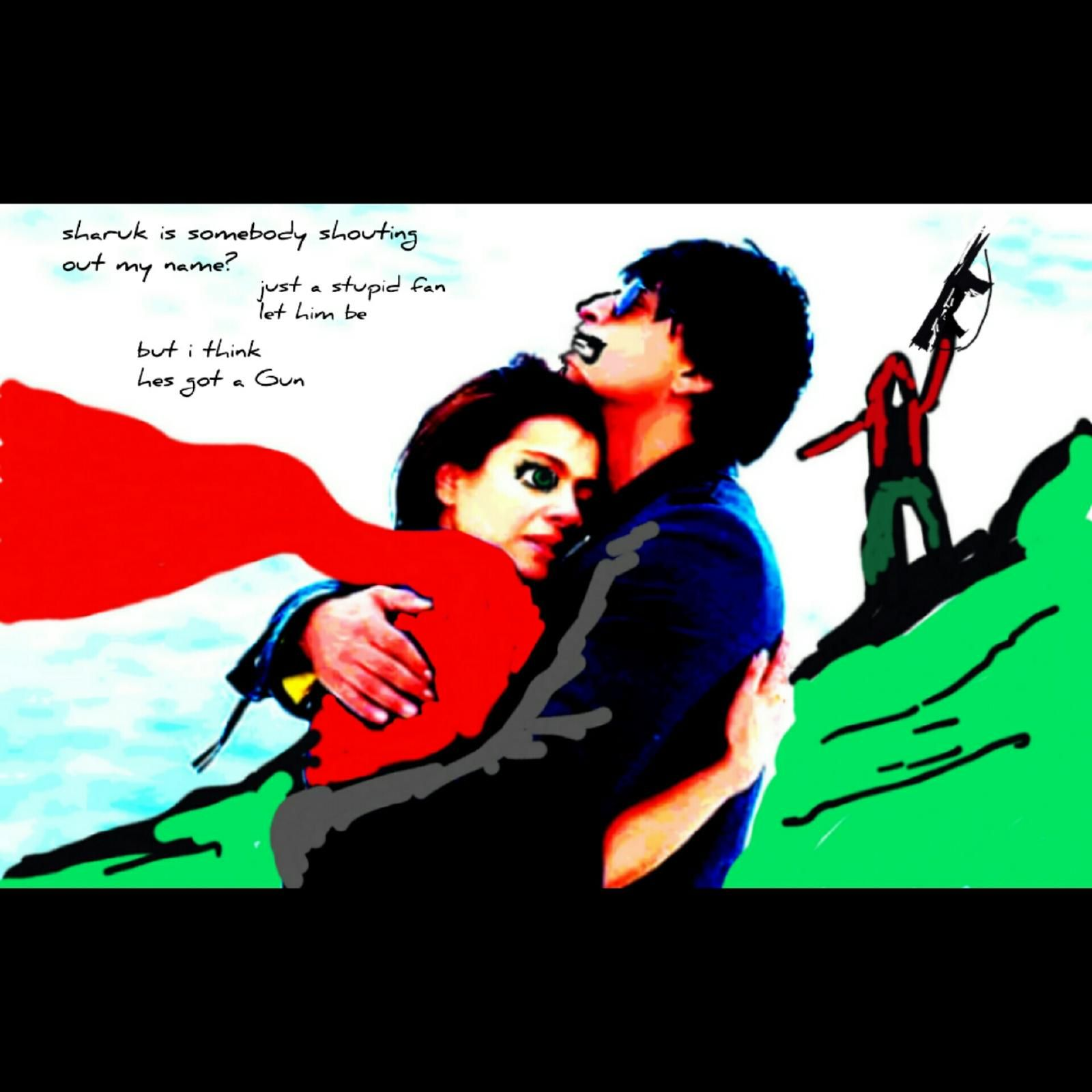 """Download Song Gerua Of Dilwale: Gerua """"i Screwed Up"""" Cover"""