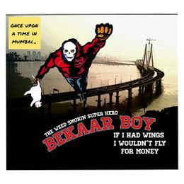 sonny ravan - if i had wings- bekaar boy Cover Art