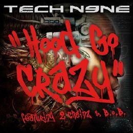 Strange Music Inc. - Hood Go Crazy ft. 2 Chainz & B.o.B Cover Art