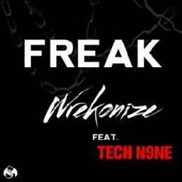 Strange Music Inc. - Freak Cover Art