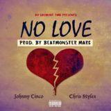 StreetsSalute.com - No Love Cover Art