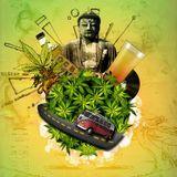 Stupidcashzay Beats - Smokers Only The Beat Tape Cover Art