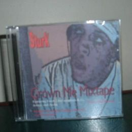 Sturk - The Crown Me Mixtape Cover Art