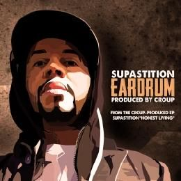 Supastition - Supastition - Eardrum (Prod. by Croup) Cover Art