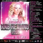 Super DJ Emiliot - RNB HEALING VOL.5 HOSTED BY ALISHA JENAY Cover Art
