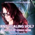 Super DJ Emiliot - RNB Healing Vol.7 hosted by Gemma Webb Cover Art