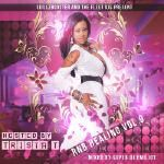 Super DJ Emiliot - RNB Healing Vol.9 hosted by Trista T Cover Art