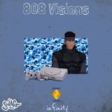 infinity™️ - 808 Visions Cover Art