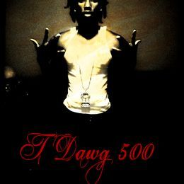 T Dawg 500 - Old Skool Cover Art