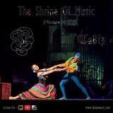 TaBiz - TaBiz - The Shrine Of Music (Mixtape 001) Cover Art