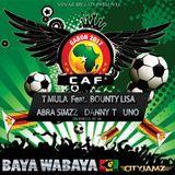 Tapfuma Mula - BAYA WABAYA Cover Art