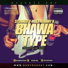 Tapfuma Mula - BHAWA TYPE Cover Art