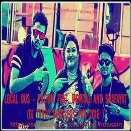 Tareq Hossain - Pritom feat. Momtaz And Shafayat (Dj Tareq Bootlegs Mix 2016 ) Cover Art