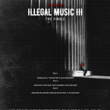TayoTv - Illegal Mixtape III  Cover Art