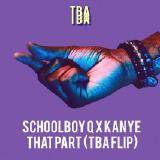 TBA - tHat Part (TBA Flip) Cover Art
