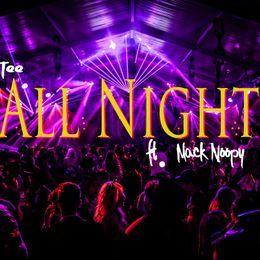 TeeTv - All Night Cover Art