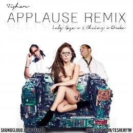 Tesher - Applause (Tesher's Trap Edit) Cover Art