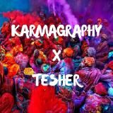 Tesher - Karmagraphy Holi Mix 2016 Cover Art