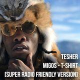 Tesher - T-Shirt [Super Radio Friendly Version] Cover Art