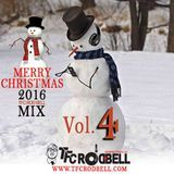 TFC ROD BELL - (Vol 4) TFC's Merry Christmas 2016 Mix Cover Art