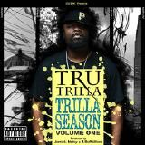 ThaAdvocate - Trilla Season  Vol. 1 Cover Art