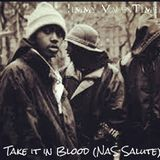 ThaAdvocate - Take It In Blood (NaS Salute) Cover Art