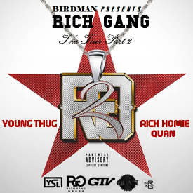 Rich Gang Rich Gang Tha Tour Pt  Songs