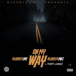 ThaProduceSection.com - On My Way Cover Art
