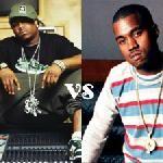 DJ Enuff - Kanye West vs Just Blaze (The Ryte Throwbacks)