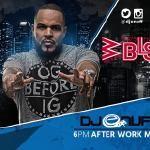 DJ Enuff - WBLS After Work Master Mix Part 2 10-15-15