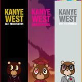 THATSENUFF - #TheRyteThrowback Kanye West [College Dropout - MBDTF] Cover Art