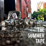 The Audible Doctor - The Summer Tape Cover Art