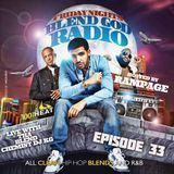 The Blend Chemist (DJKG) - 100.1 The Heat (New Clean Hip Hop Trap & R&B) Episode #33 Cover Art