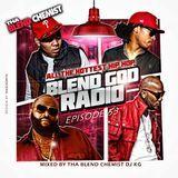 The Blend Chemist (DJKG) - Blend God Radio (New Hip Hop New Trap & Exclusives) Episode #53 Cover Art