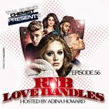 The Blend Chemist (DJKG) - R&B Love Handles (New R&B) Episode #56 Cover Art