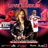The Blend Chemist (DJKG) - R&B Love Handles (New R&B) Episode #56.5 Cover Art