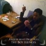 The Boy Illinois - Piece Of Mind  Cover Art