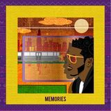 The Boy Illinois - Memories Cover Art