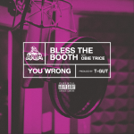 DJBooth - You Wrong Cover Art