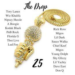 The Drop - The Drop 25 Cover Art