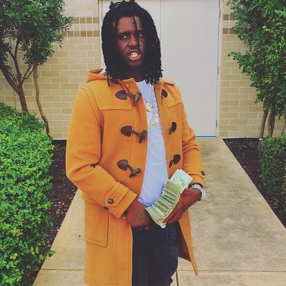 "Chief Keef - ""VV"" - Listen 