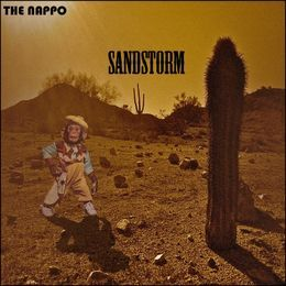 The Nappo - Sandstorm Cover Art