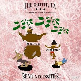 The Outfit, TX - Bear Necessities Cover Art